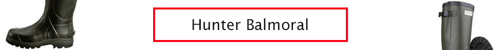 Hunter Balmoral