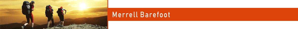 Merrell Barefoot Banner