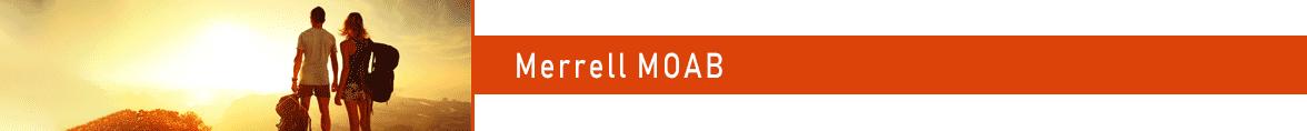Merrell MOAB Banner