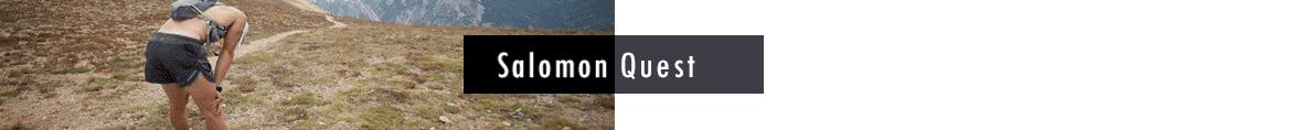 Salomon Quest Banner