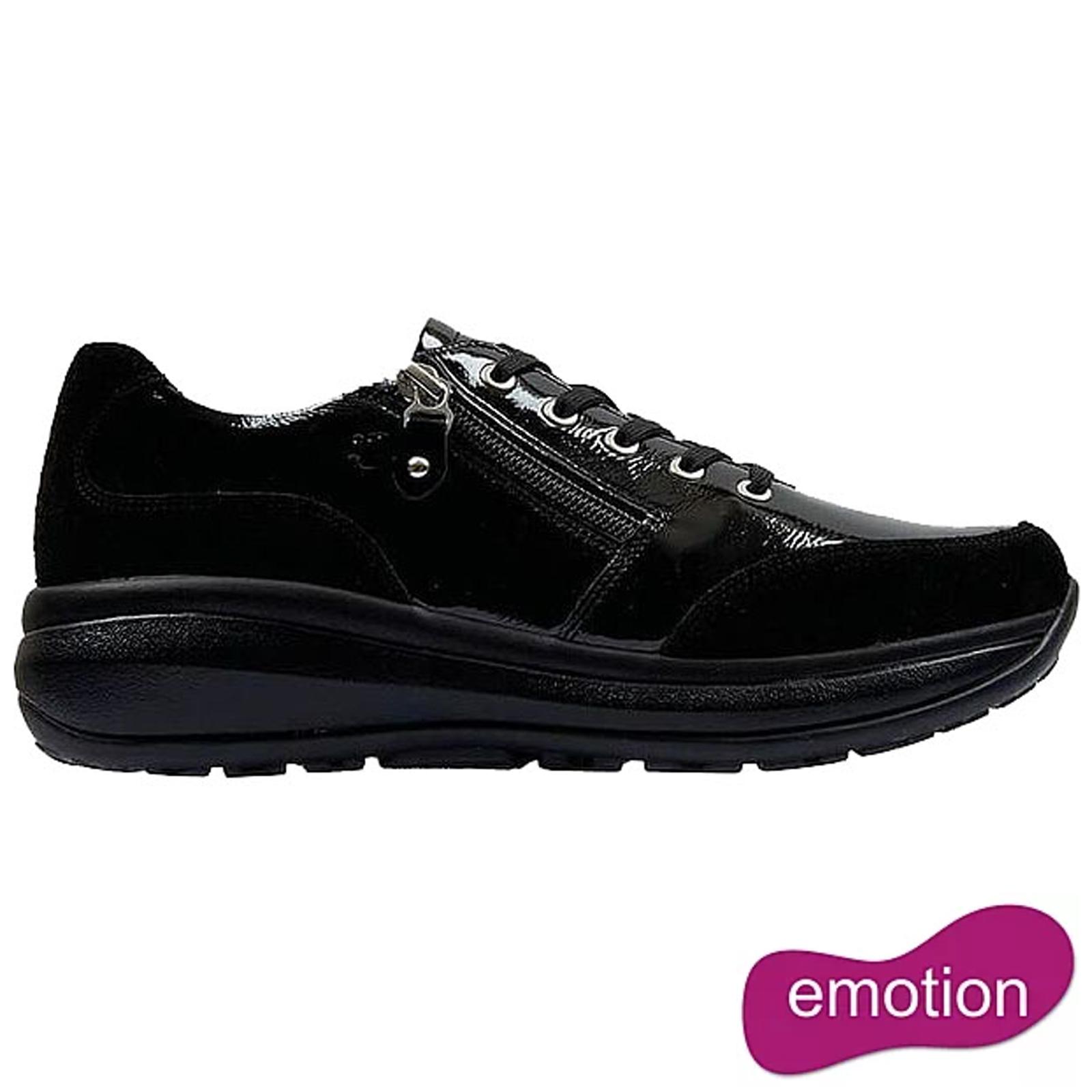 Joya Womens Rachel Shoes - Black