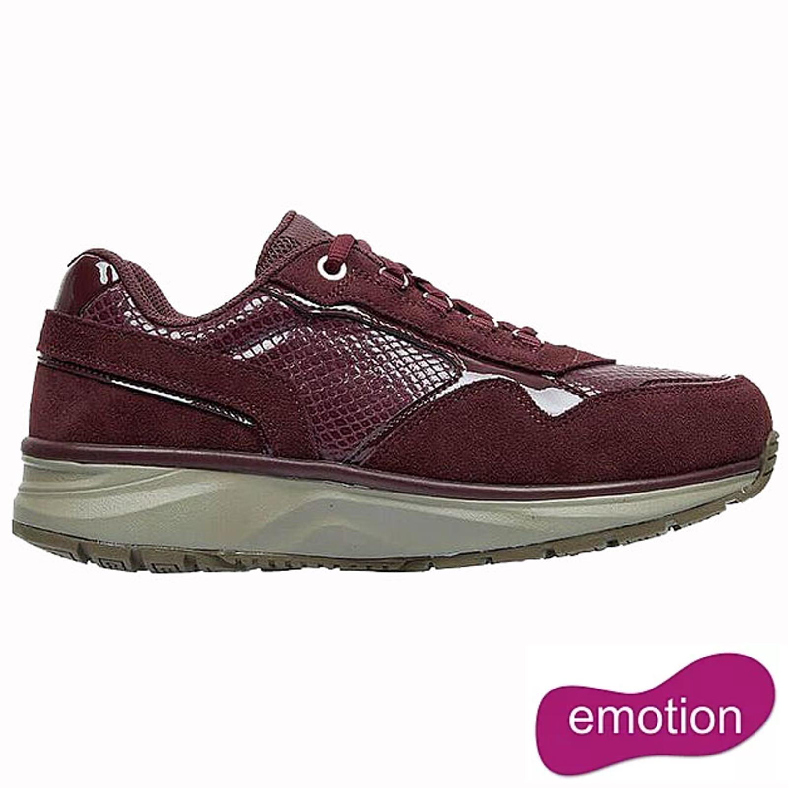 Joya Womens Tina II Shoes - Dark Red