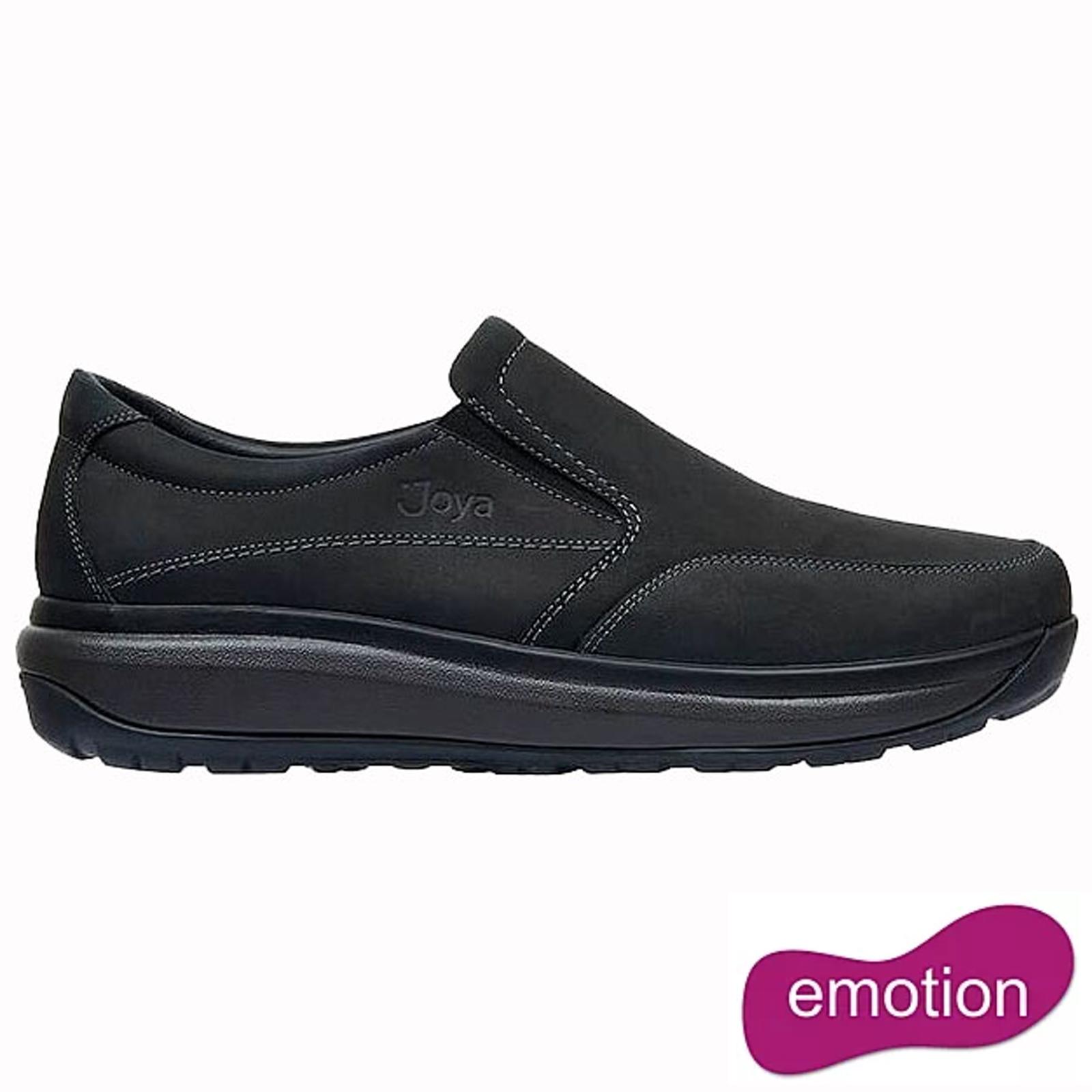Joya Mens Traveller II Shoes - Black