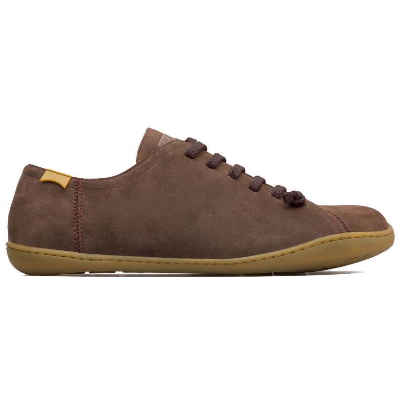 Camper Mens Peu Cami 17665 Leather Shoes - 011 Brown
