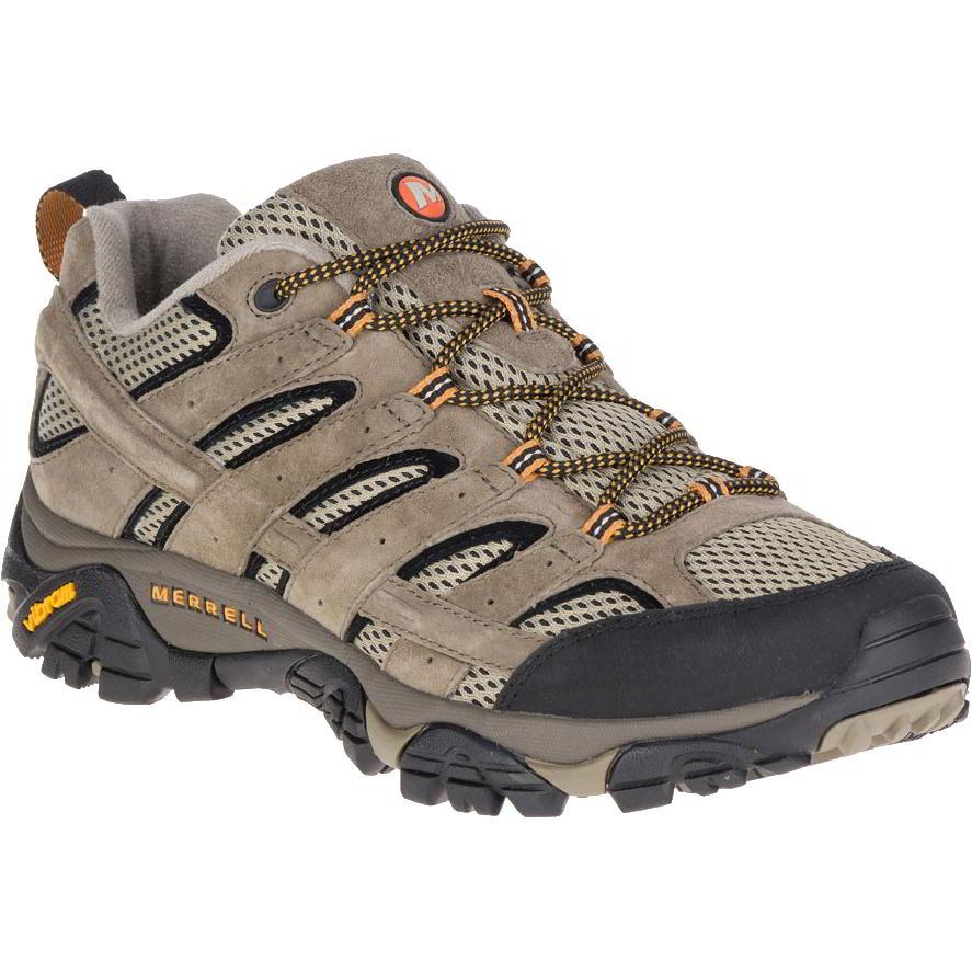 Merrell Mens Moab 2 Vent Shoes - Pecan
