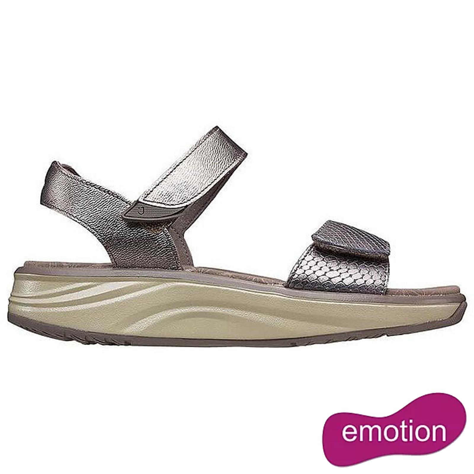 Joya Womens Flores Adjustable Sandals - Bronze