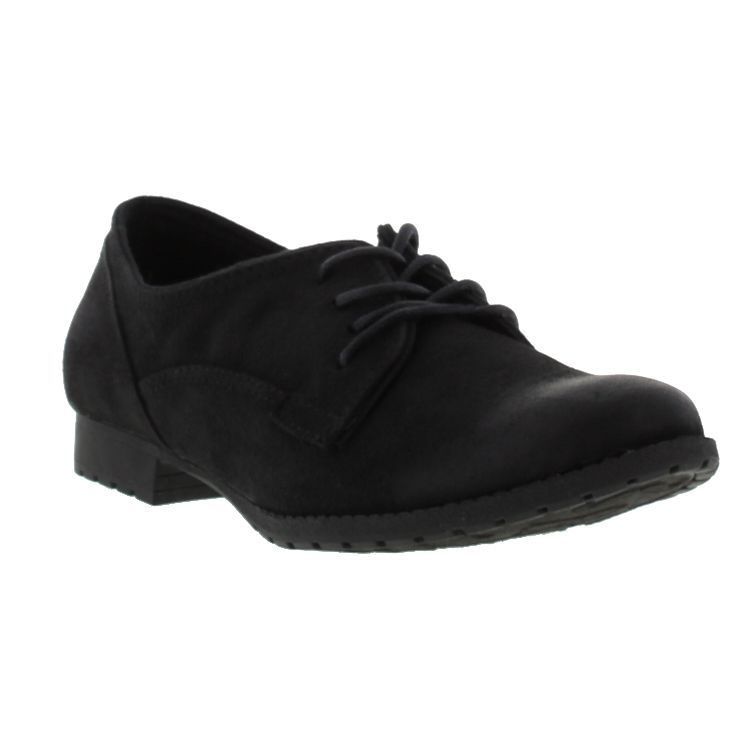 Rocket Dog Womens Julian Black Lace Up Shoes