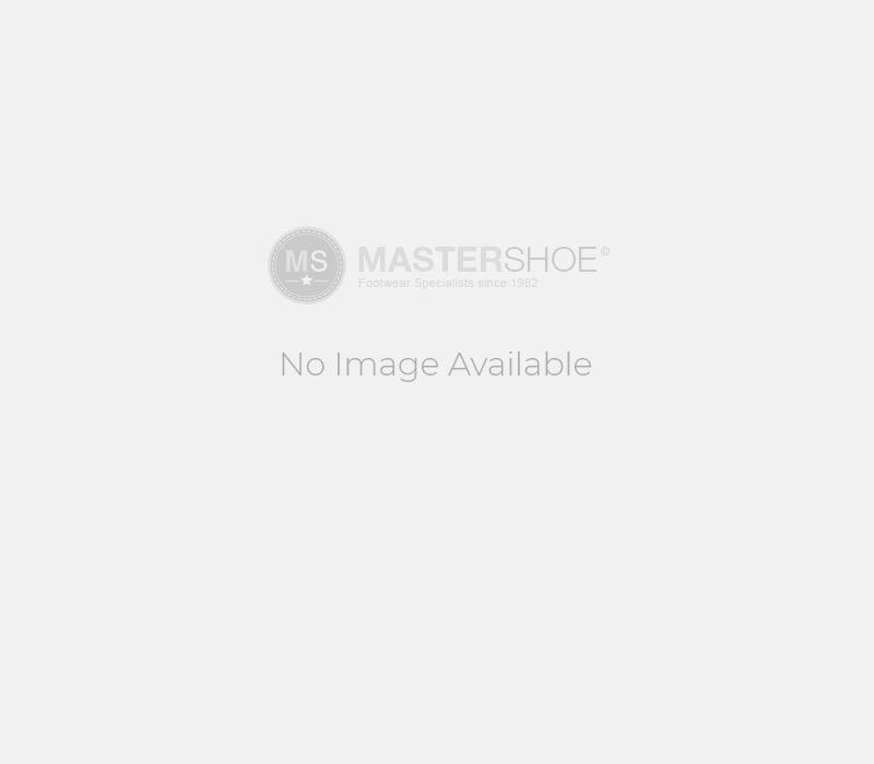 Gola Mens Harrier Classics Suede Trainers Shoes - Dark Brown Pale Blue