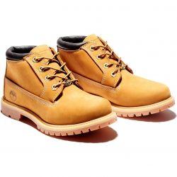 Timberland Womens Nellie Chukka Double Waterproof Boots - Wheat - 23399