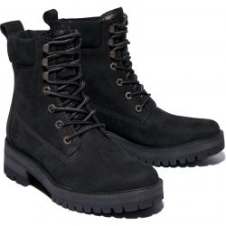 Timberland Womens Courmayeur Valley 6 Inch Boots - Black - A1KIH