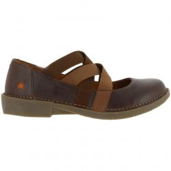 Art Shoe Company Womens 1211 Memphis Shoes - Brown Bergen