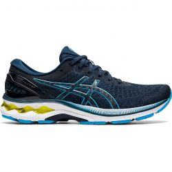Asics Mens Gel Kayano 27 Running Shoes - French Blue Digital Blue