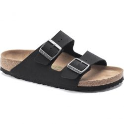 Birkenstock Mens Arizona Vegan Sandals - Black