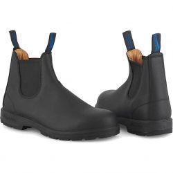 Blundstone Mens 566 Thermal Series Chelsea Boot - Black