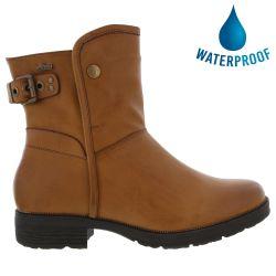 Romika Tanya Womens Waterproof Ankle Boots