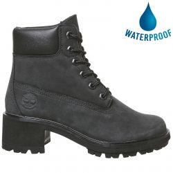 Timberland Womens Kinsley Waterproof Boots - Black A25C4
