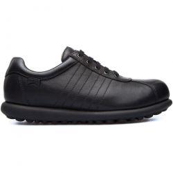 Camper Womens Pelotas Ariel 27205 Leather Shoes - Black