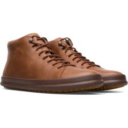 Camper Mens Hoops Ankle Boot K300236 - Brown 012
