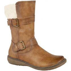 Cipriata Womens Bella Winter Boots - Brown