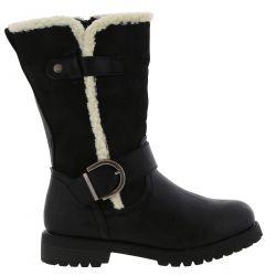 Cipriata Womens Donna Boots - Black