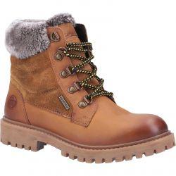Cotswold Womens Spelsbury Waterproof Ankle Boot - Camel