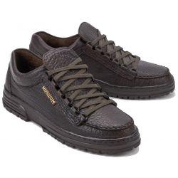 Mephisto Mens Cruiser Walking Shoes - Dark Brown