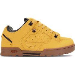 DVS Mens Militia Snow Water Resistant Shoes - Chamois Black Nubuck