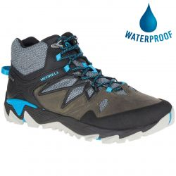 Merrell Mens All Out Blaze 2 Mid GTX Waterproof Walking Boots Shoes