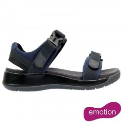 Joya Mens Capri Sandals - Navy