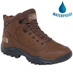 The North Face Mens Storm Strike II Waterproof Boots - Carafe Brown