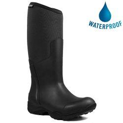 Bogs Womens Essential Light Wellington Boots - Black
