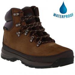 Johnscliffe Mens Edge Waterproof Boots - Brown