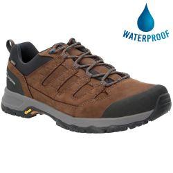 Berghaus Mens Fellmaster Active GTX Waterproof Walking Shoes - Brown