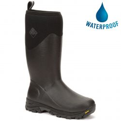 Muck Boots Mens Arctic Ice Tall Wellington Boots - Black