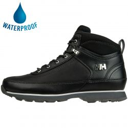 Helly Hansen Mens Calgary Waterproof Boots - Jet Black Ebony