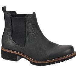 Ecco Shoes Womens Elaine Chelsea Boot - Black