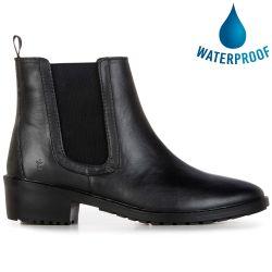 EMU Australia Womens Ellin Waterproof Rainboot - Black