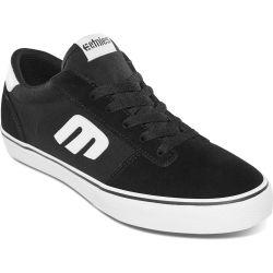 Etnies Mens Calli Vulc Skate Shoes Trainers - Black White