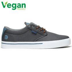 Etnies Mens Jameson 2 Eco Vegan Shoes - Grey Blue Gum