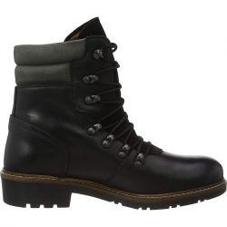 Fly London Womens Snak GTX Waterproof Ankle Boots - Black