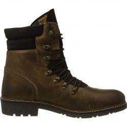 Fly London Womens Snak GTX Waterproof Ankle Boots - Tan