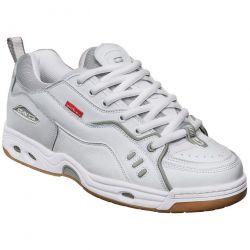 Globe Mens CT-IV Trainers Skate Shoes - White Gum