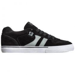 Globe Mens Encore 2 Skate Shoes - Black Light Grey