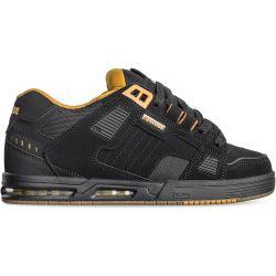 Globe Mens Sabre Skate Shoes - Black Toffee - Mens