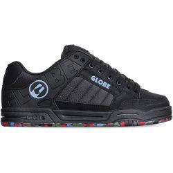 Globe Mens Tilt Vegan Skate Shoes - Black Upcycle