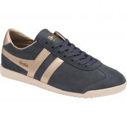 Gola Womens Bullet Pearl Trainers - Graphite