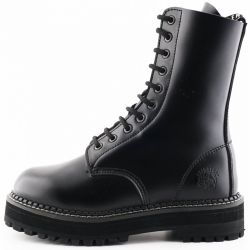Grinders Womens Taylor CS Ankle Boots - Black
