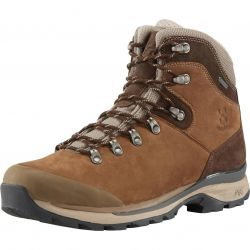 Haglofs Mens OXO GT Waterproof GTX Walking Boots - Soil Taupe