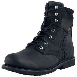 Harley Davidson Mens Darnel CE Boots - Black