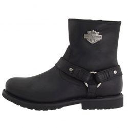 Harley Davidson Mens Scout Boots - Black